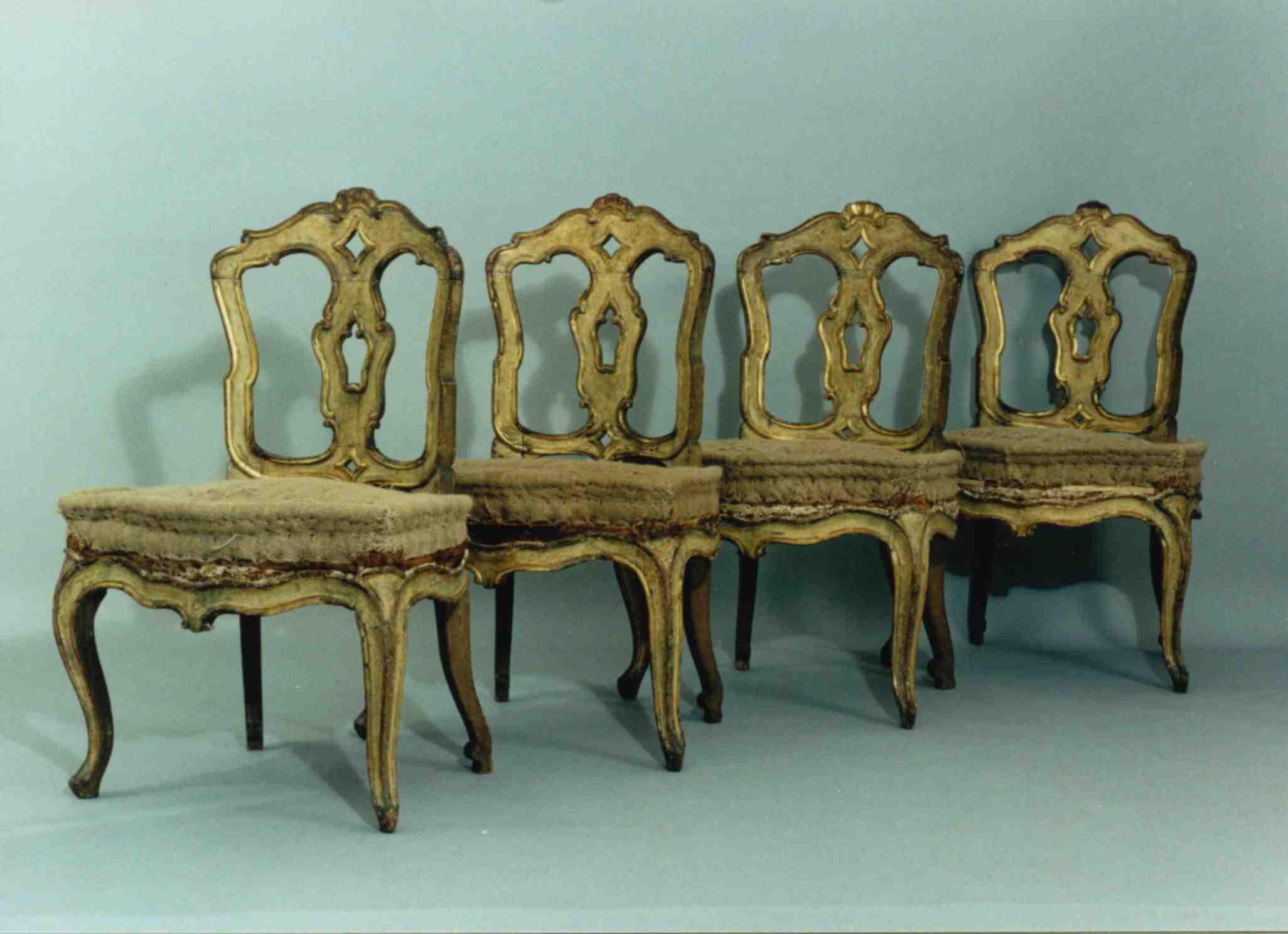 Barock Stühle Antiquitäten Am Alten Hof München